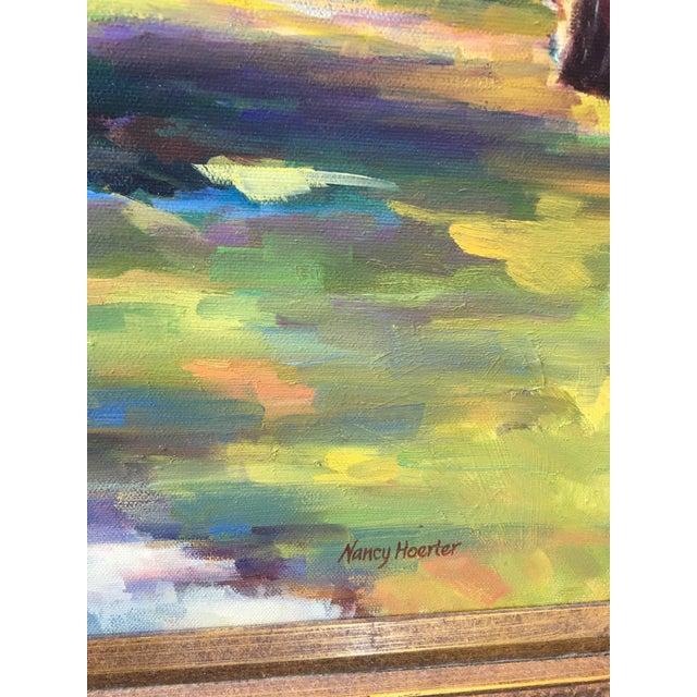 Lowcountry Landscape Oil Painting - Image 7 of 7
