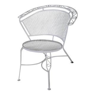 1960s Vintage Salterini Mid Century Modern Patio Chair
