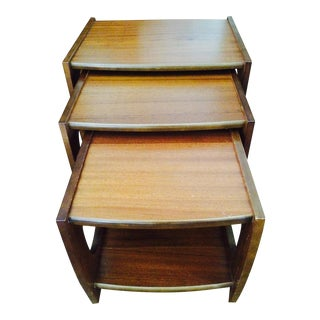Danish Modern Nesting Tables - Set of 3