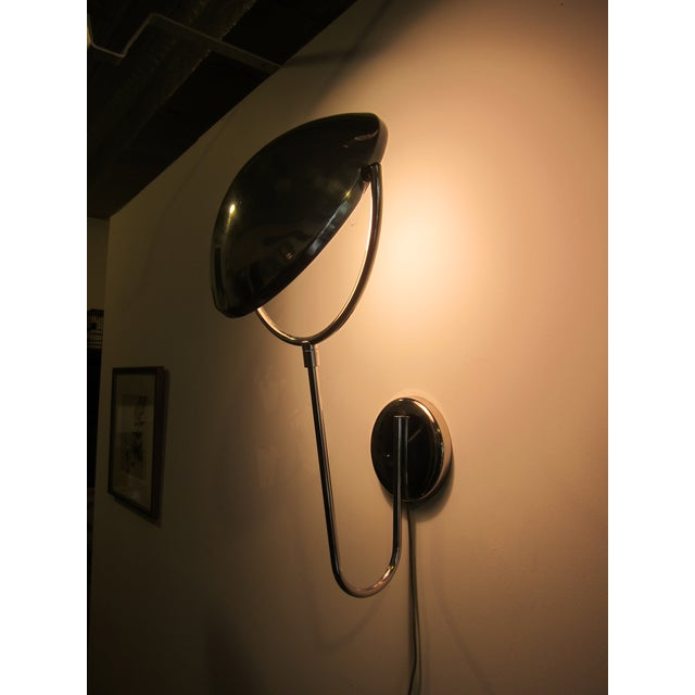 Wall Mounted Articulated Lamp : Laurel Articulating Wall-Mounted Lamp Chairish