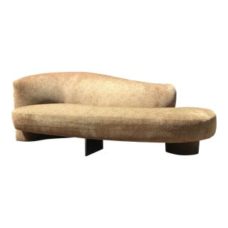 "Vladimir Kagan ""Serpentine"" Sofa - Pair Available"
