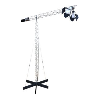 Curtis Jere 'Crane' Articulating Floor Lamp