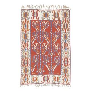 Konya Silk Kilim