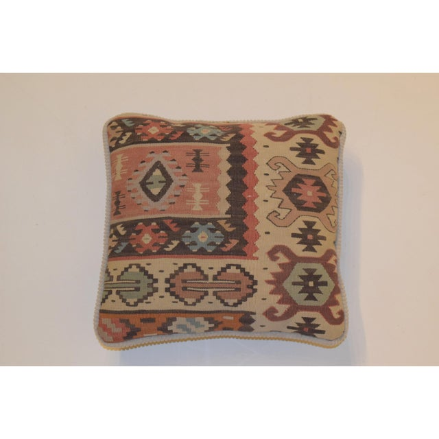 "Turkey ""Kilim"" Pillow - Image 3 of 5"