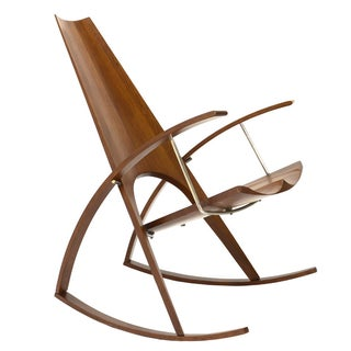 Leon Meyer Studio Craft Rocking Chair
