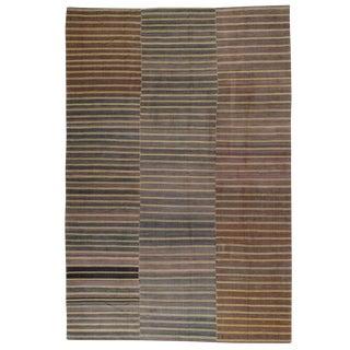 Striped Kilim or Cover