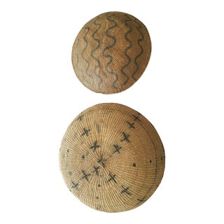 Yanomami Tribal Basket - A Pair