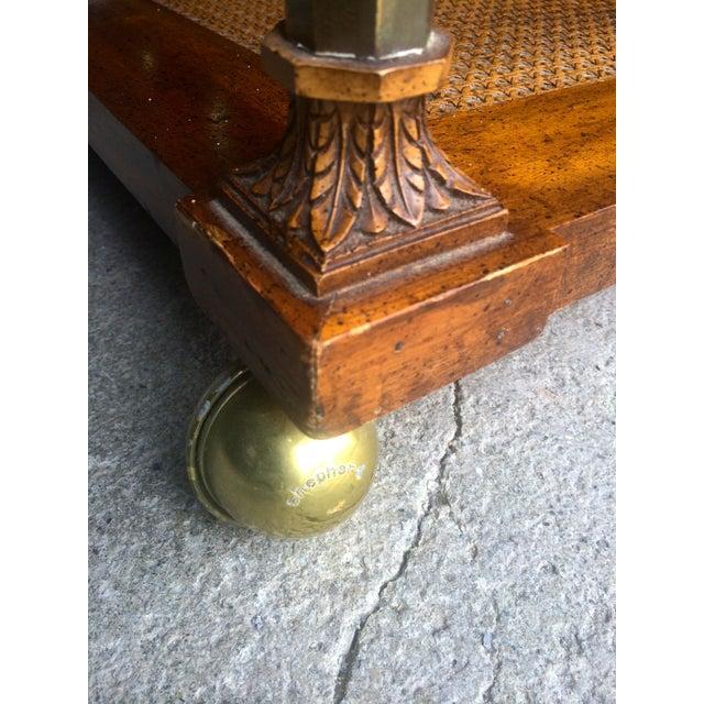 Vintage Hollywood Regency Coffee Table - Image 6 of 7