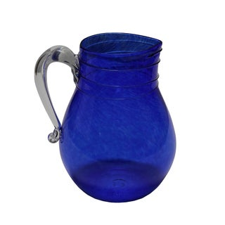 Cobalt Blue Millville Pitcher