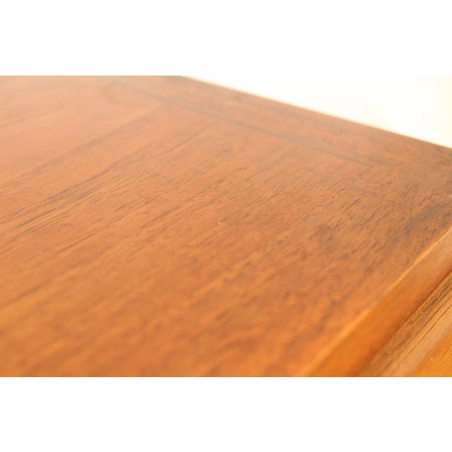 Image of 1964 Lane Rhythm Series Square Coffee Table