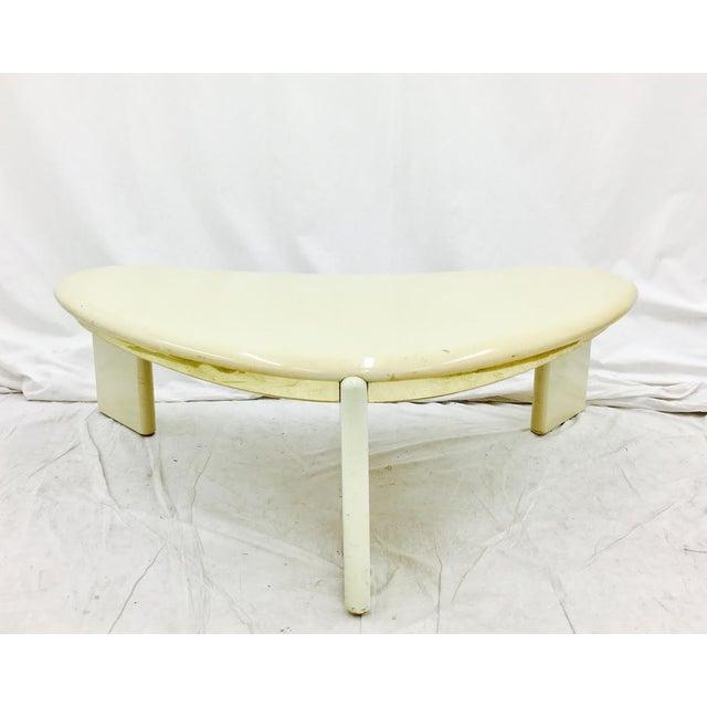 Vintage Mid Century Modern Boomerang Coffee Table Chairish