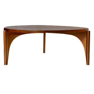 Teak Me Home Modern Wellis Cocktail Table