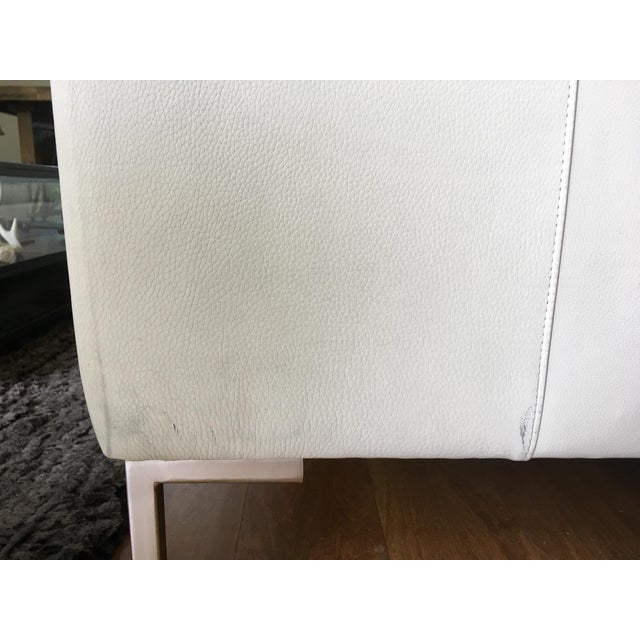 Image of American Leather Custom Luxury Sofa