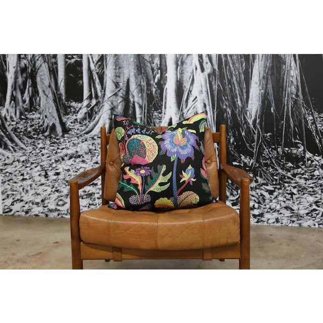 Josef Frank Exotic Butterfly Pillow Cushion, Floral - Image 2 of 4