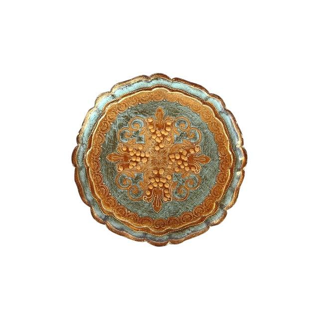 Vintage Florentine Tray - Image 1 of 7