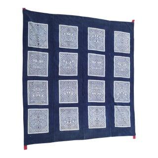 Hanging Batik Panel/Bed Cover