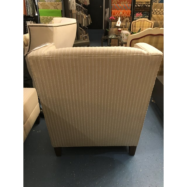 Image of Miles Talbott Slipper Chairs - A Pair