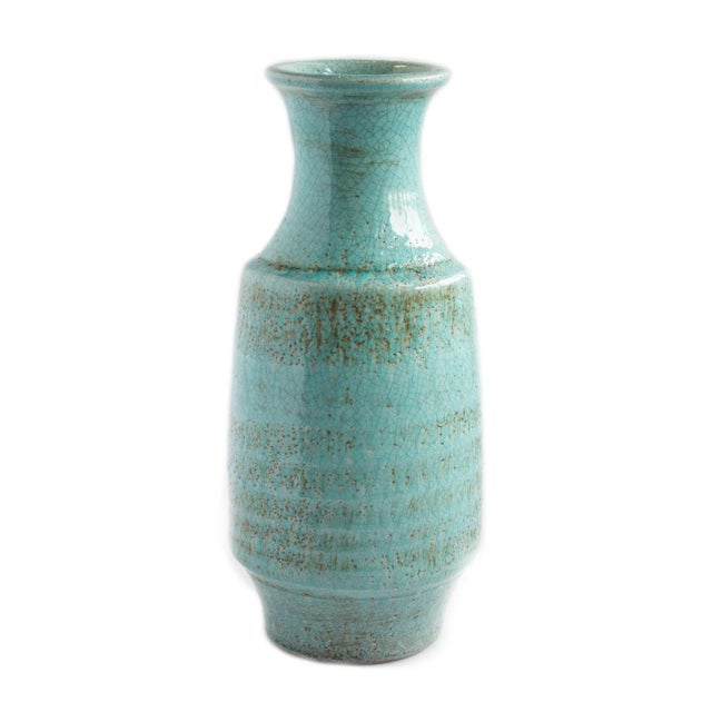 Image of Powder Blue Lonne Vase