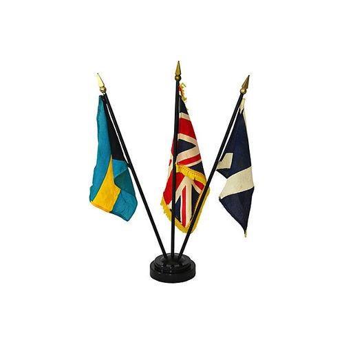 Image of Vintage Petite Flag Stand