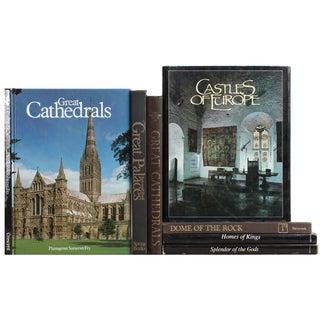Vintage Castles & Cathedrals - Set of 7 Books