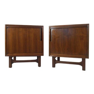 Cavalier Corporation Vintage Modern Nightstands - A Pair
