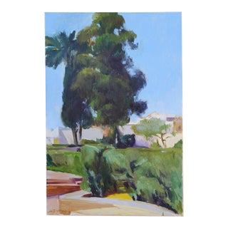 California Impressionist Oil Painting