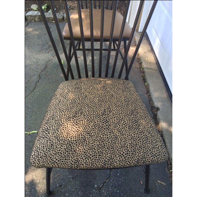 1950's Mid-Century Metal Dining Chairs - 6 - Image 7 of 11