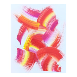 """""""Color Study Infinity"""" Painting"""