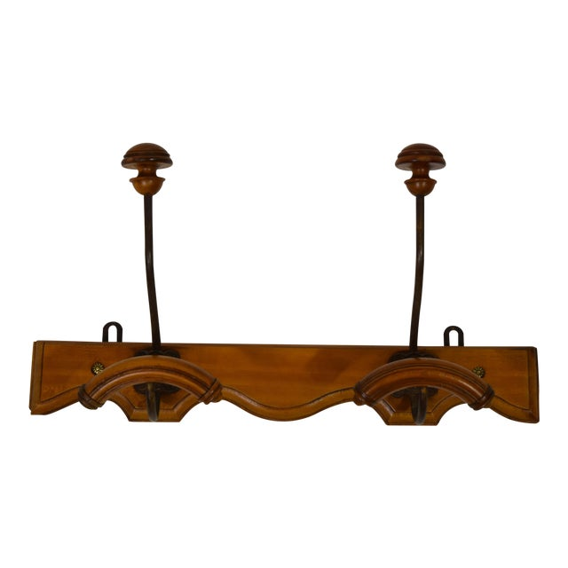 Image of French Cherry Coat/Hat Rack