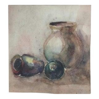 Hristo Stoychev Original Watercolor Painting