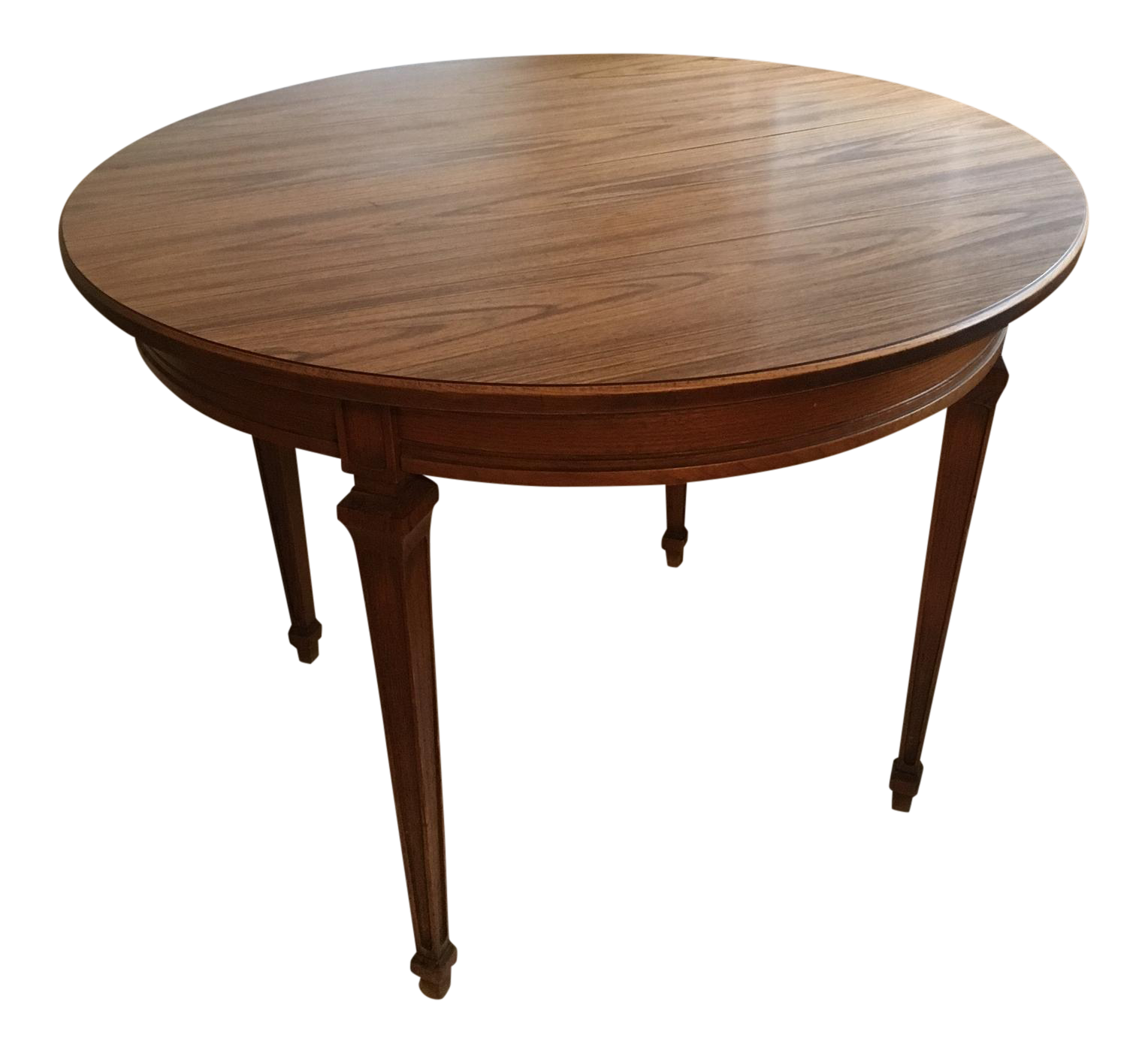 Antique Round Expandable Dining Table Chairish : 636acc04 378d 4147 81b4 fe647fad553aaspectfitampwidth640ampheight640 from www.chairish.com size 640 x 640 jpeg 30kB