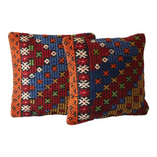 Turkish Vintage Pillow Covers - A Pair