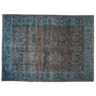 Silky Vintage Collection Rug - 9′11″ × 13′8″