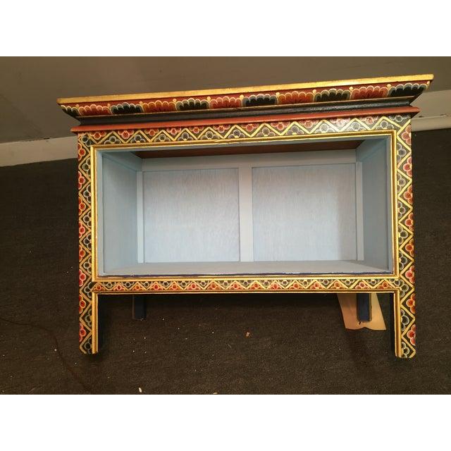 Bhutanese Chodan Table - Image 5 of 5