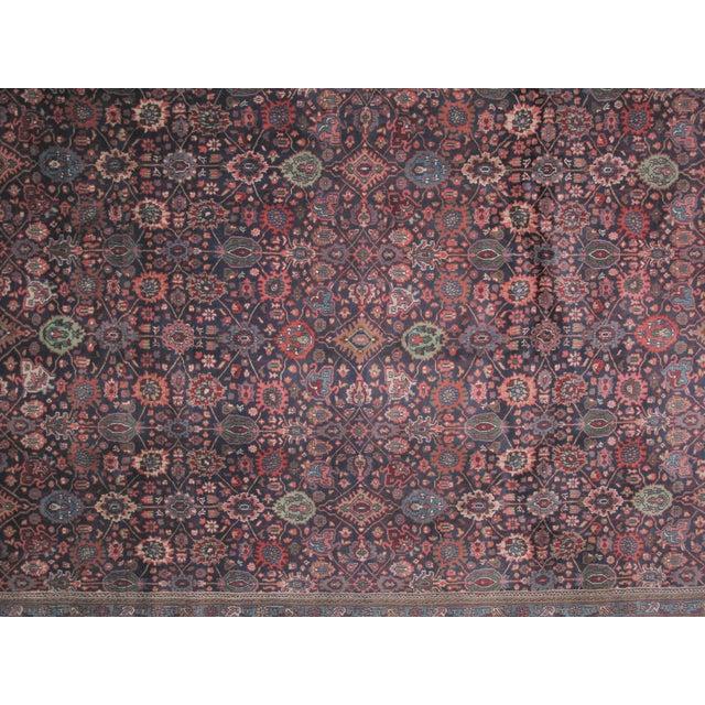 "Image of Bijar Carpet - 11'10"" X 8'9"""