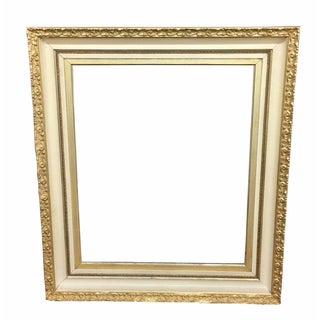 1880s Antique Gilded Wall Frame