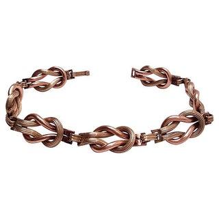 Rose Gold Filled Love Knot Bracelet