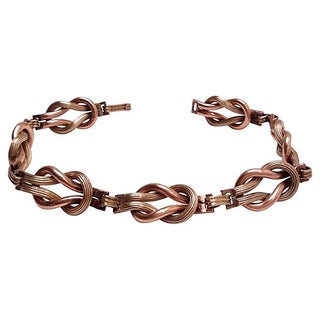 Rose Gold Filled Love Knot Bracelet