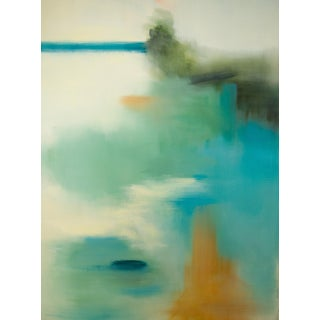 Meditation Series Hush, 2016, Oil on canvas by Liz Dexheimer.