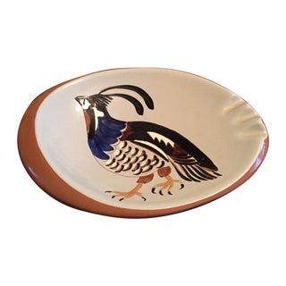Stangl Pottery Bird Figure Ashtray