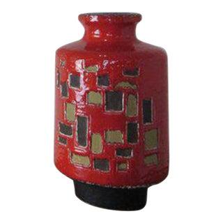 West German Vase by Scheurich