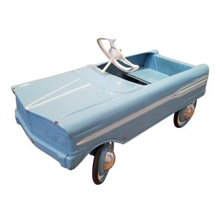 1960s Murray T-Bird Pedal Toy Car