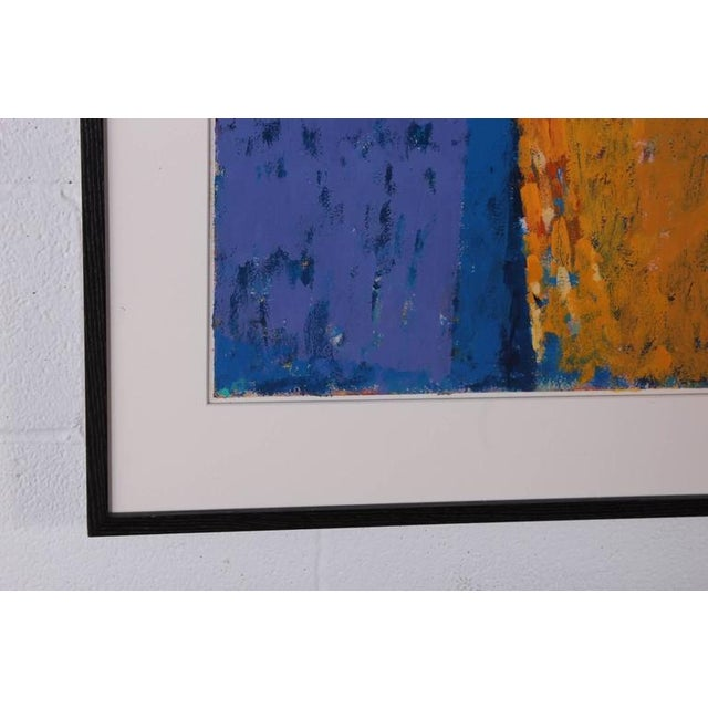 """Image of """"Waltz Trieste"""" Painting by Danny Williams, 1988"""