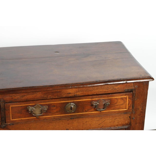 19th Century English Oak Sideboard - Image 4 of 10
