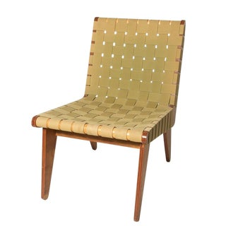 Klause Grabe Architect Built Strap Lounge Chair