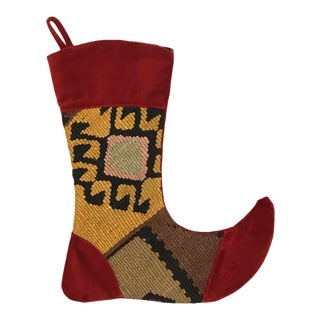 Kilim Christmas Stocking | Judd