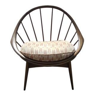1950's Danish Kofod Larsen Hoop Chair for Selig