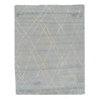 "Pasargad Moroccan Collection Rug - 9'4"" X 12'1"""