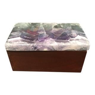 Stone Onyx Top Box