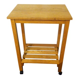 Rolling Kitchen Island Table